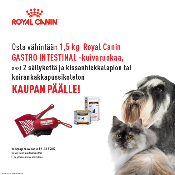 Royal Canin kampanja