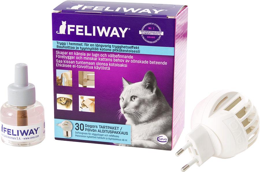 Feliway haihdutin ja liuos